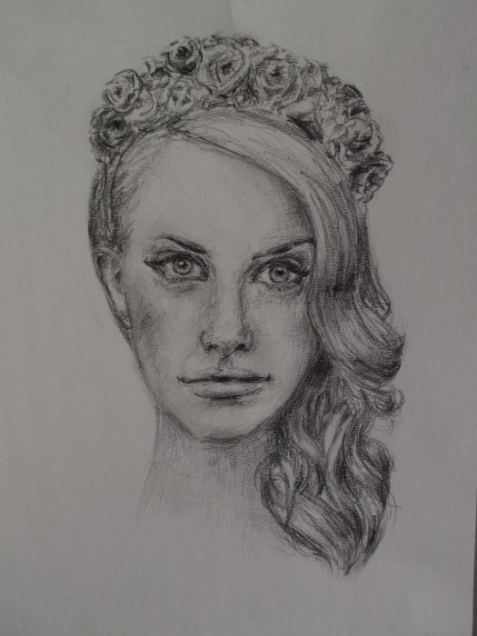 Lana Del Rey by svenni
